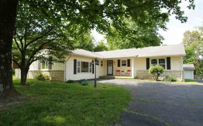 NEW LISTING! 207 Kimberly Drive Paducah, KY 42001 $149,900 MLS #92257