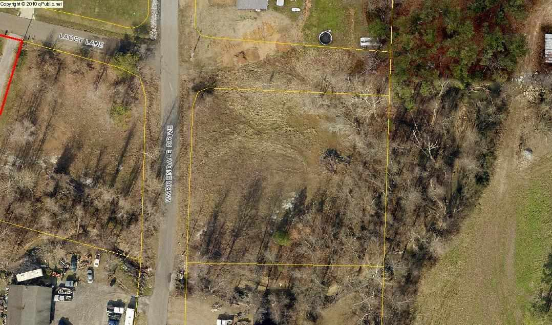 Lot #1 Warrendale Drive Paducah, KY 42003 $14,500 MLS#78257