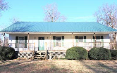 NEW LISTING! 736 Brown Road Boaz, KY 42027 $169,900 MLS#100852