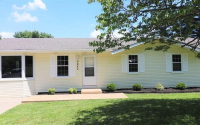 SOLD! 5840 Greenvale Drive Paducah, KY 42003 $134,900 MLS#102907