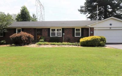 *OPEN HOUSE SUNDAY 9/15 FROM 2-4PM* 225 Oriole Lane Paducah, KY 42001 $164,500 MLS#103559