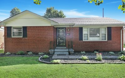 NEW PRICE! 314 North 31st Street Paducah, KY 42001 $116,000 MLS#103702