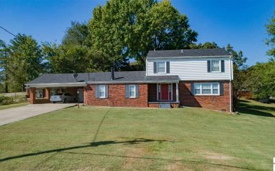 PRICE REDUCED! 100 Circle Drive Paducah, KY 42003 $176,900 MLS#104827