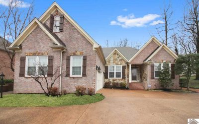 NEW LISTING! 210 Spring Valley Drive Paducah, KY 42003 $289,900 MLS#106424