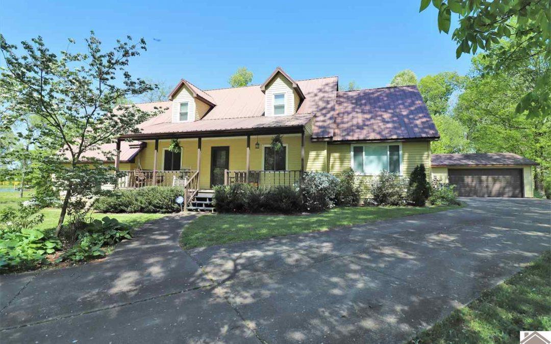 980 South Gump Springs Road Paduccah, KY 42001 $309,900 MLS#107333