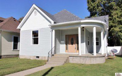 PENDING! 1953 Harrison Street Paducah, KY 42001 $112,000 MLS#109583