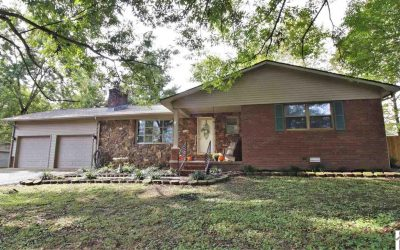 NEW LISTING! 855 Said Road Paducah, KY 42003 $176,900 MLS#109814